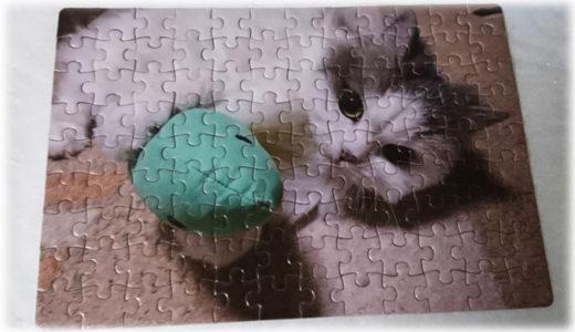 愛猫がパズルになる!楽天で作れる『オリジナルパズル』